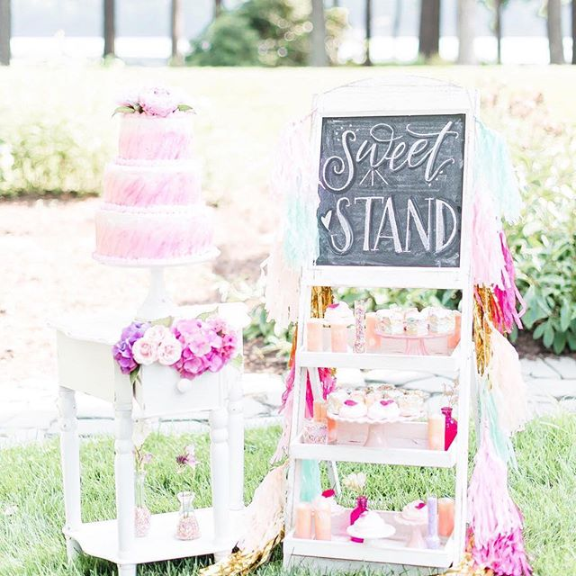 #Repost @remythompsonphotography with @get_repost So excited that we got to work with @remythompsonphotography and so many other amazing vendors! The hard work paid off because our styled shoot has been featured!!! 🤗 ・・・ My RTP workshop styled shoot has been FEATURED!!🎉 @glitterybride is the perfect inspiration blog to share this fun and colorful backyard wedding! Visit the link in my bio to see the feature!! Thank you to all the vendors who helped make this happen!💖 . PHOTOGRAPHER | @remythompsonphotography  PLANNERS |  @elevatedeventsofva HAIR + MAKEUP | @hisorherssalon FLORALS | @blackcreekflowers CAKE + DESSERTS |  @superiorcreameryandconfections RENTALS | @partyperfect804 WEDDING GOWN | @sealedwithakissbridal @sorbellocouture STATIONARY + CHALKBOARD ART |  @offthebeatenpress