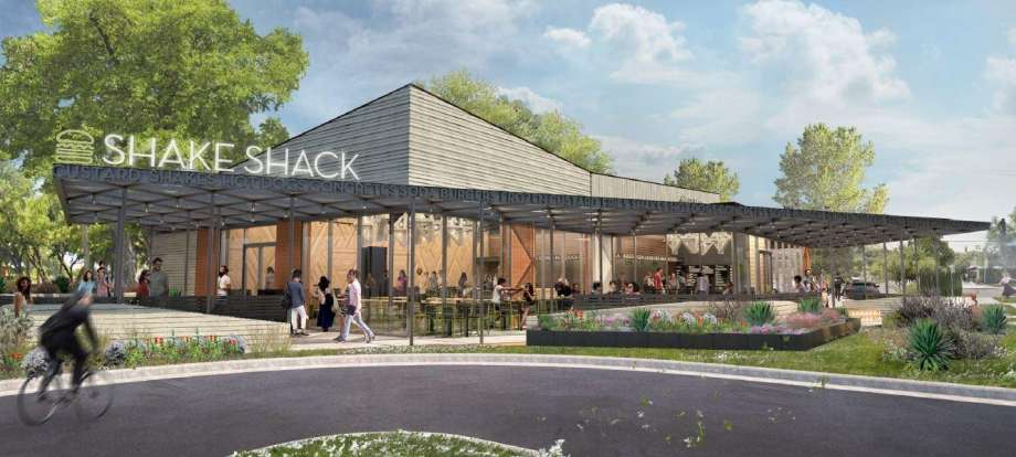 Shake Shack-Brackenridge - Broadway St.San Antonio,TX