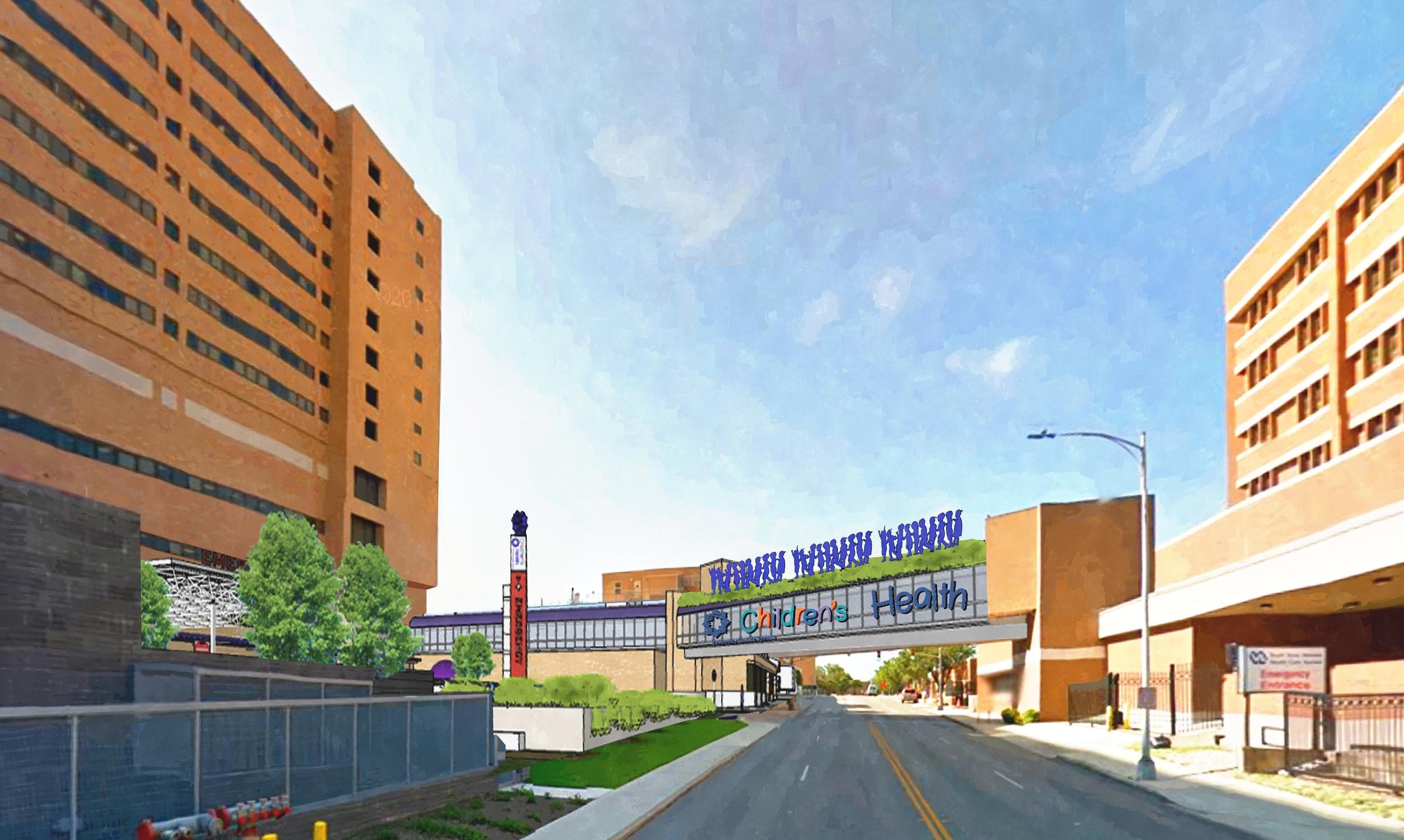 UHS Pediatric ED - University Health SystemSan Antonio, TX