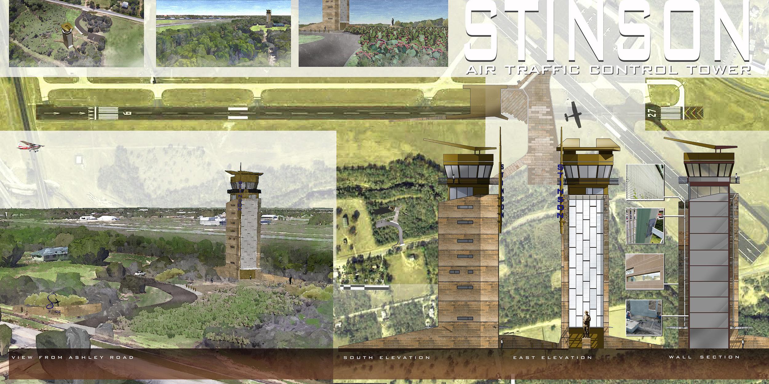 Stinson Tower - San Antonio, TX