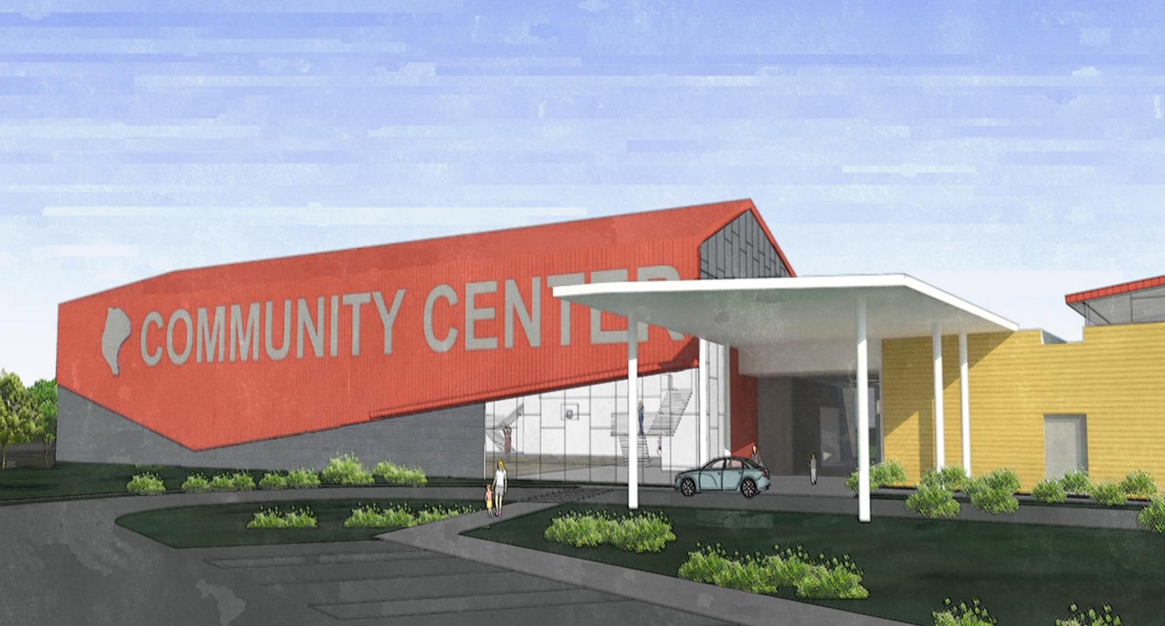 Grand Island Community Center - Grand Island, NY