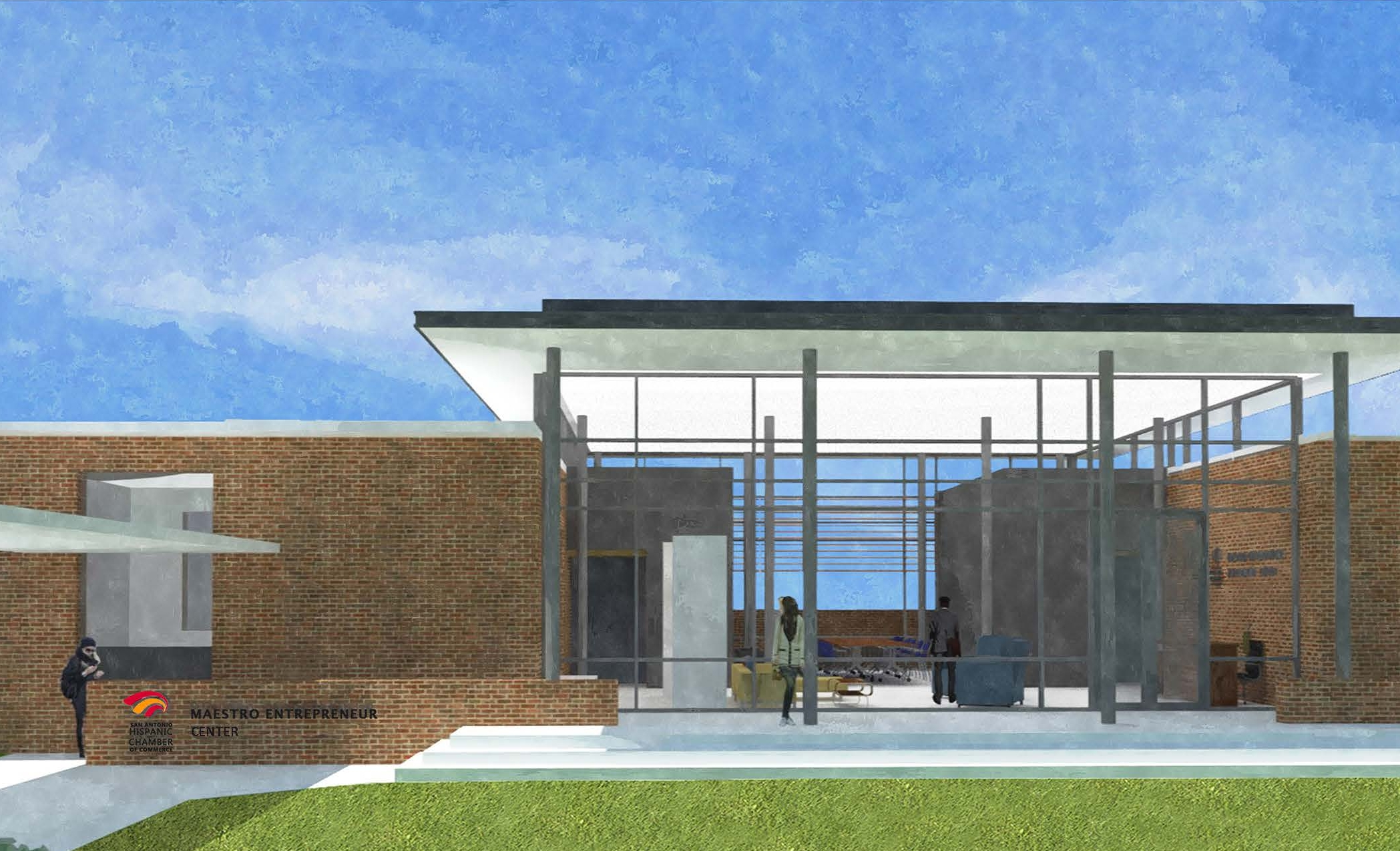 Maestro Entrepreneur Center - 1811 S. Laredo St.San Antonio, TX 78207