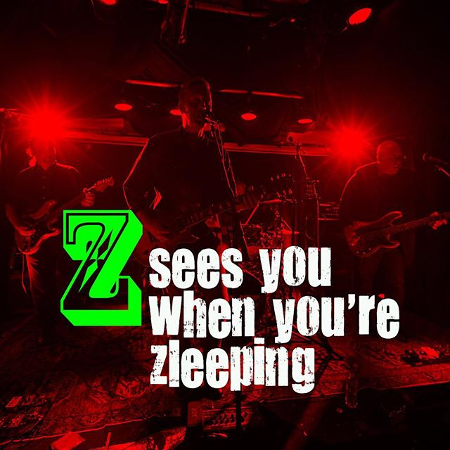 Z knows when you're rocking out. Especially @arlenesgrocery Thurs 12/13