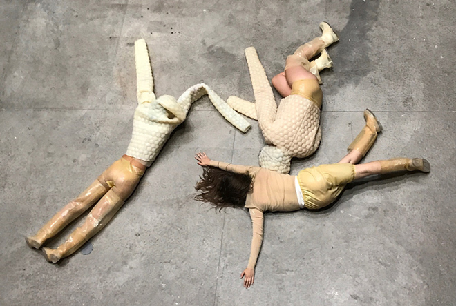 Phoebe Berglund at MoMA PS1