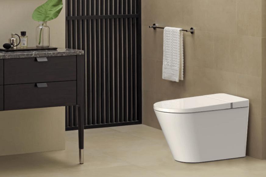 Ginger S Introduces Toronto To Axent Smart Beautiful Bathroom Technology Interior Design Toronto