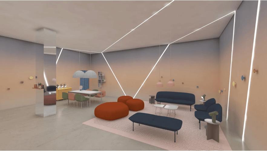 [Image: Google Design Studio + Reddymade Architecture]