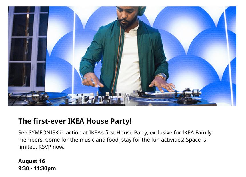 ikea house party symfonisk wifi speaker