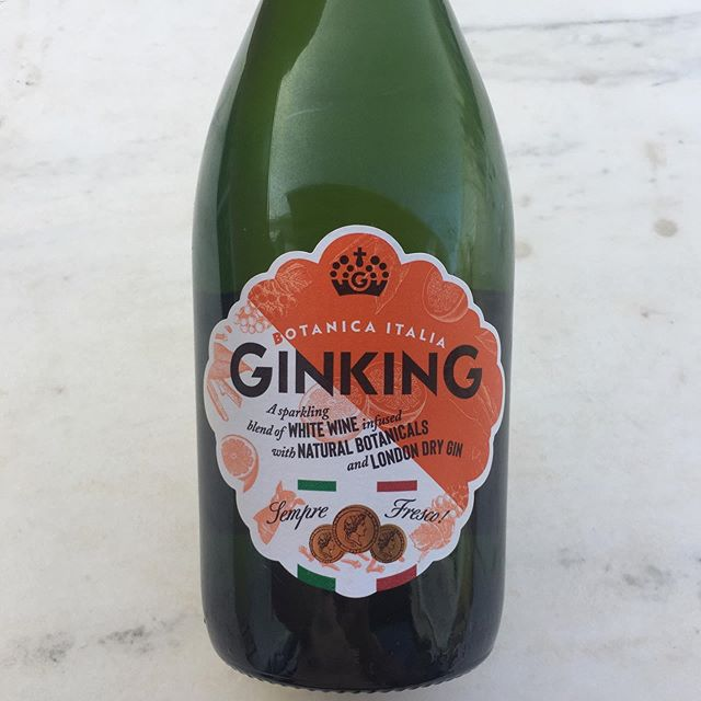 Ginking Botanica Italia is a masterful blend of Italian wine and herby, bitter botanicals. Pick your bottle up now at @morrisons. 🥂🇮🇹 | #Ginking