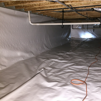 moisture barrier preventing water intrusions