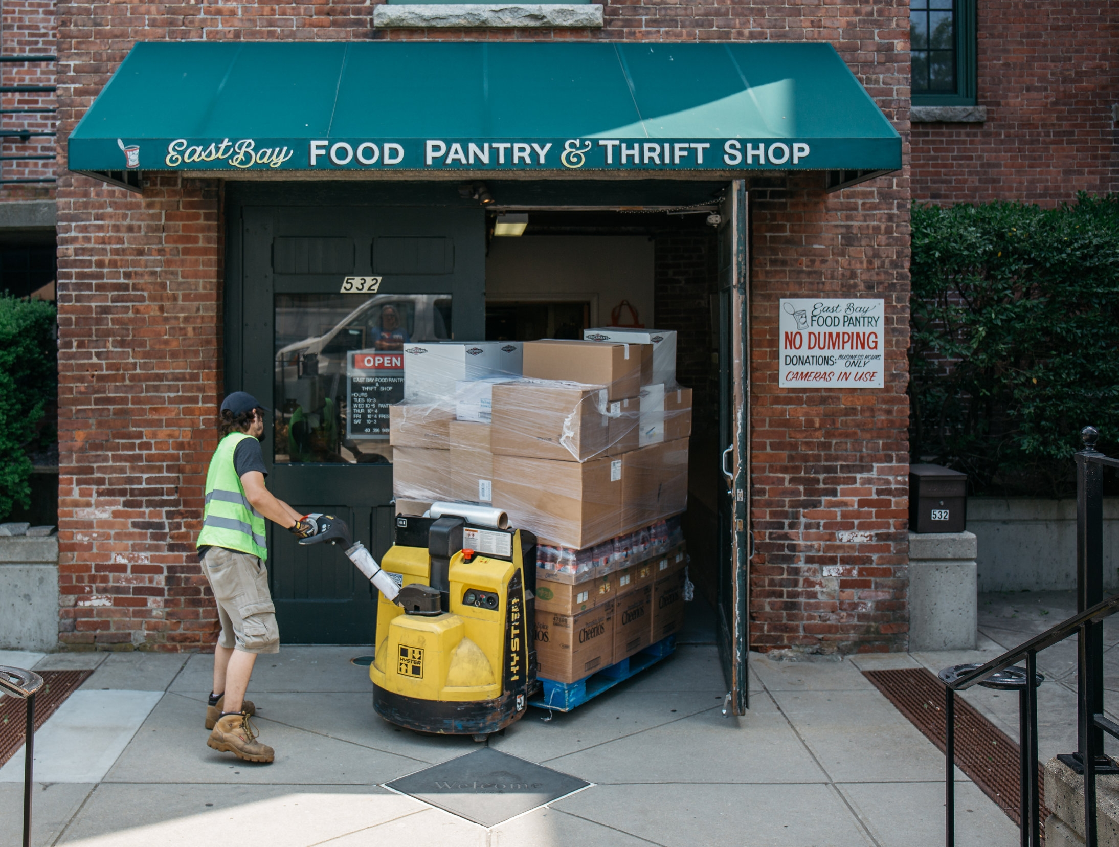 Our Mission - Our Mission is simple: We share what we have been given to those in need.Learn More