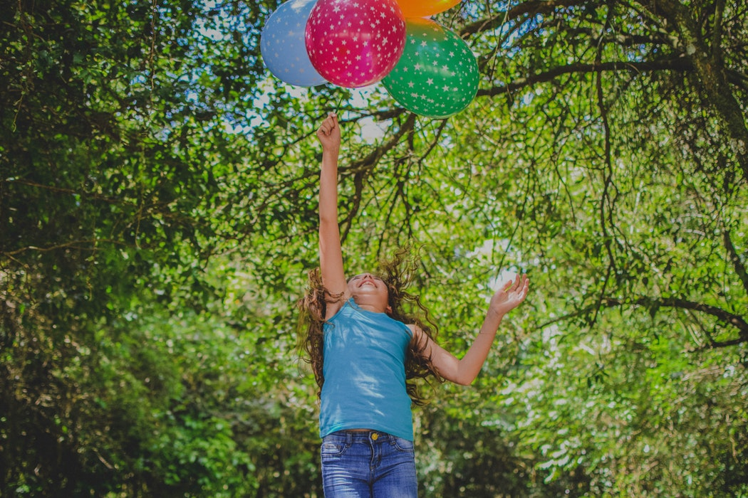 Return to your true self_balloons
