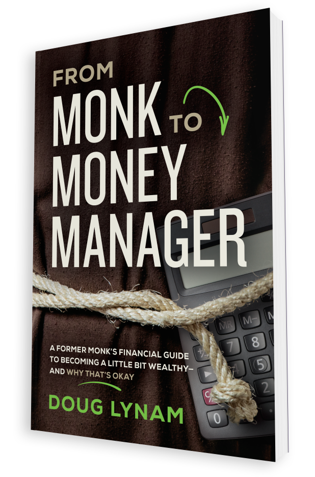 By aligning your investments with your values, you can build a better financial future for yourself and the world. - Learn how in my book From Monk to Money Manager