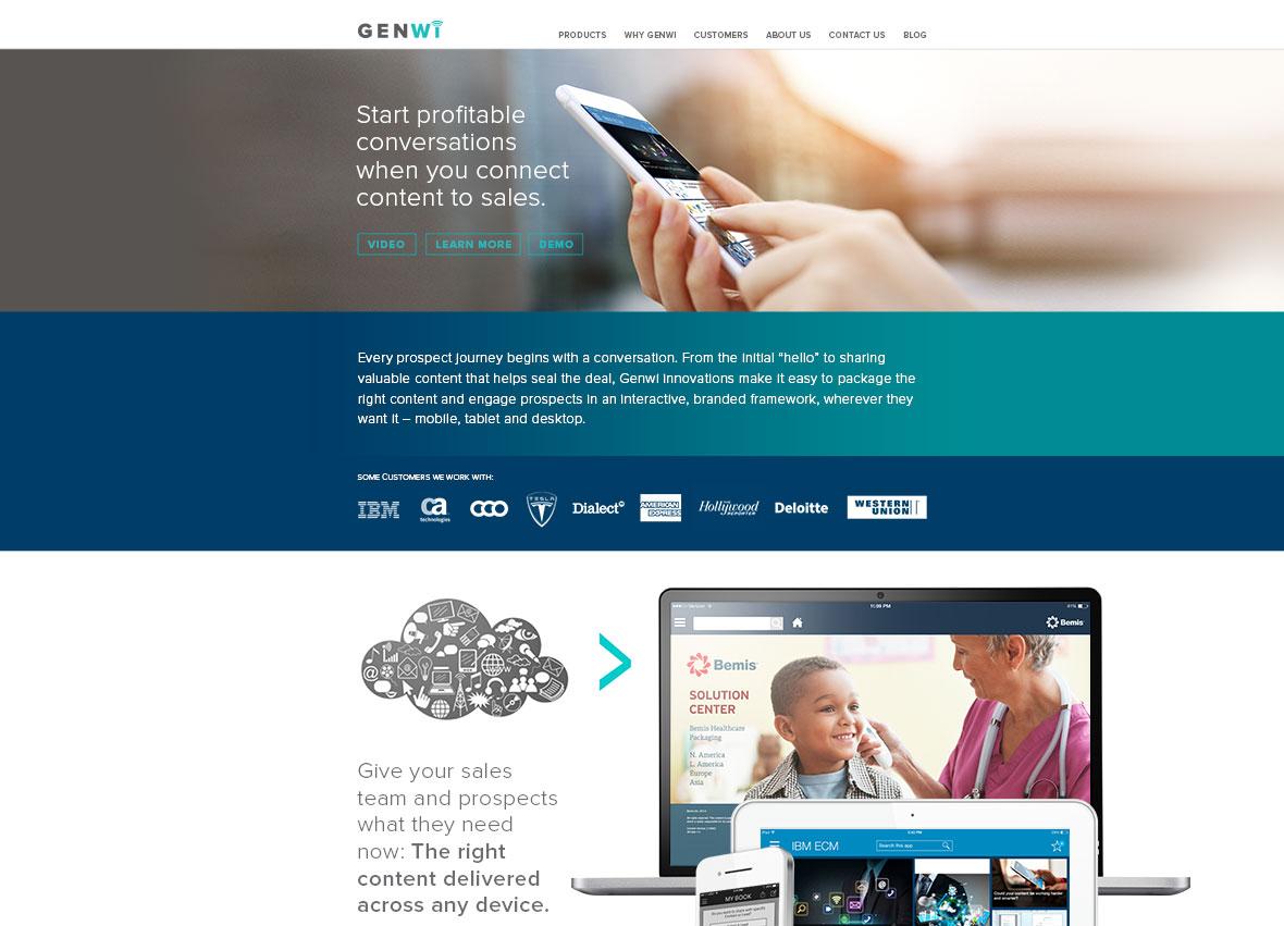 GenWi Website