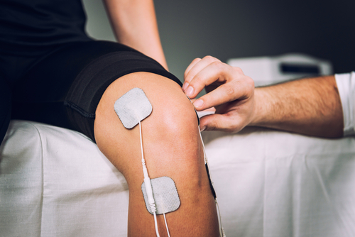IFC & TENS Therapy: Sometimes referred to as Electric Stim