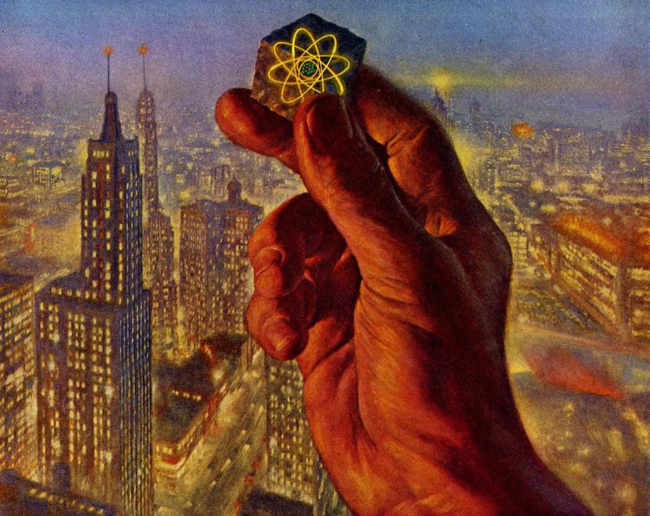 The Atom: A Love Affair - December