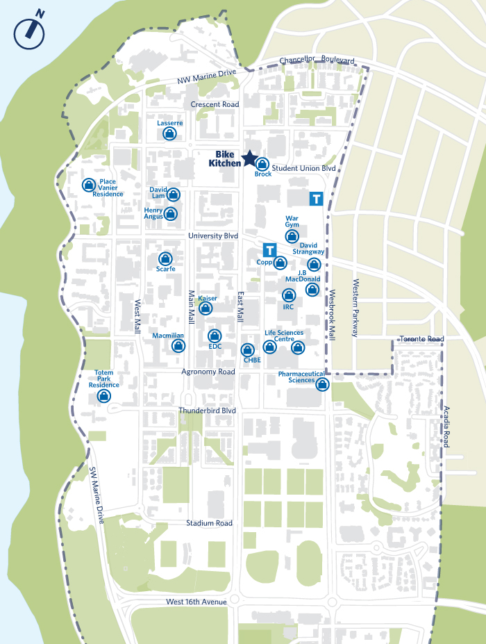 UBC Bike Lockers Map 2018.jpg