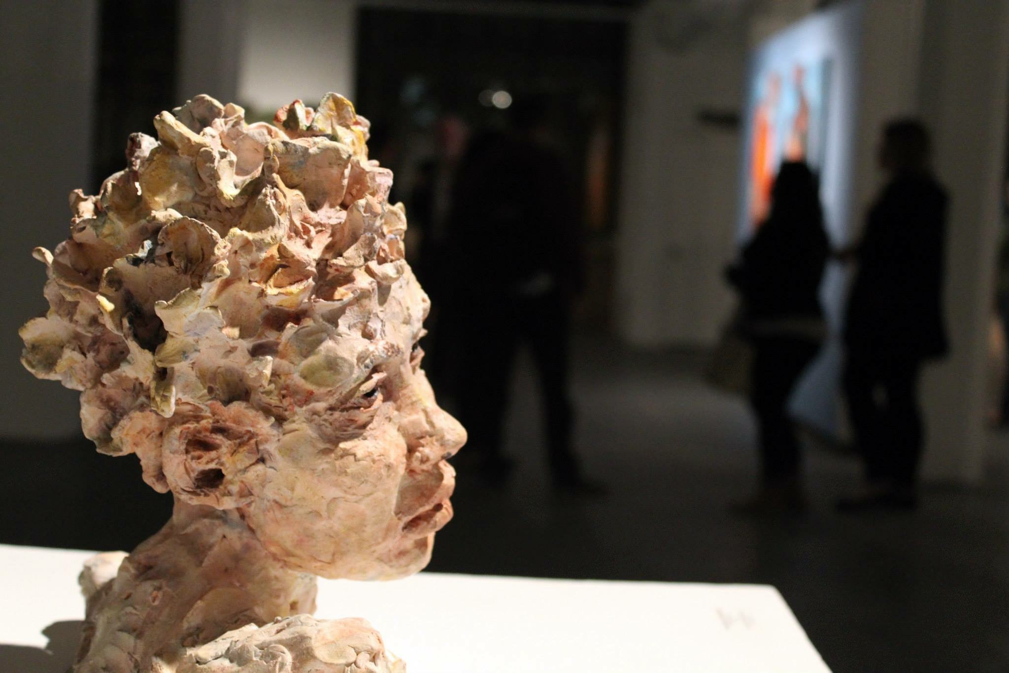 A Kiss -Imortality_vulnerability- POETSARTISTS show- Zhou-B Art Center .jpeg