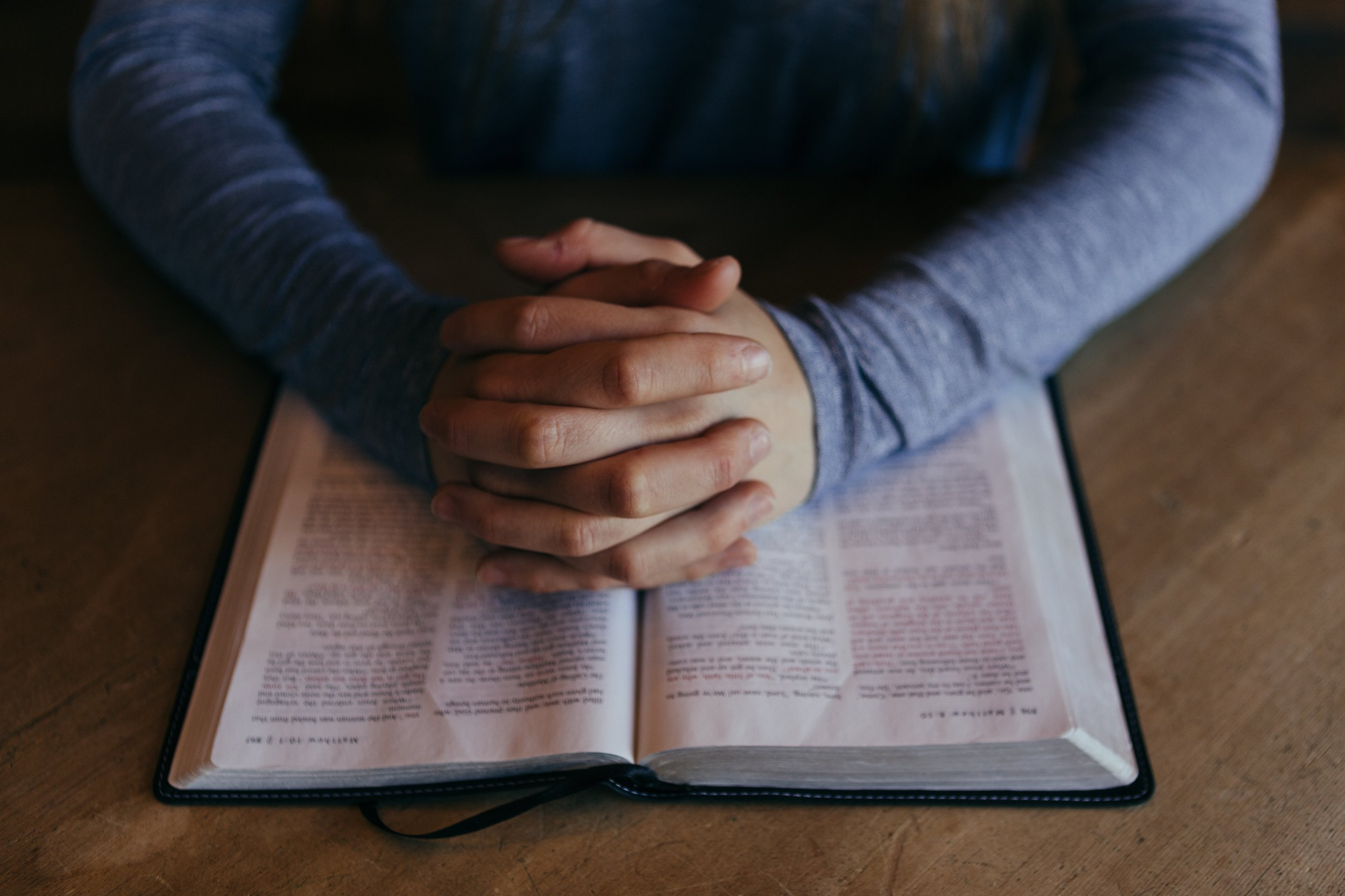 My Prayer With Scriptures - This is a spiritual warfare prayer that I've been praying for years. Praying through this is like getting a spiritual alignment for me.