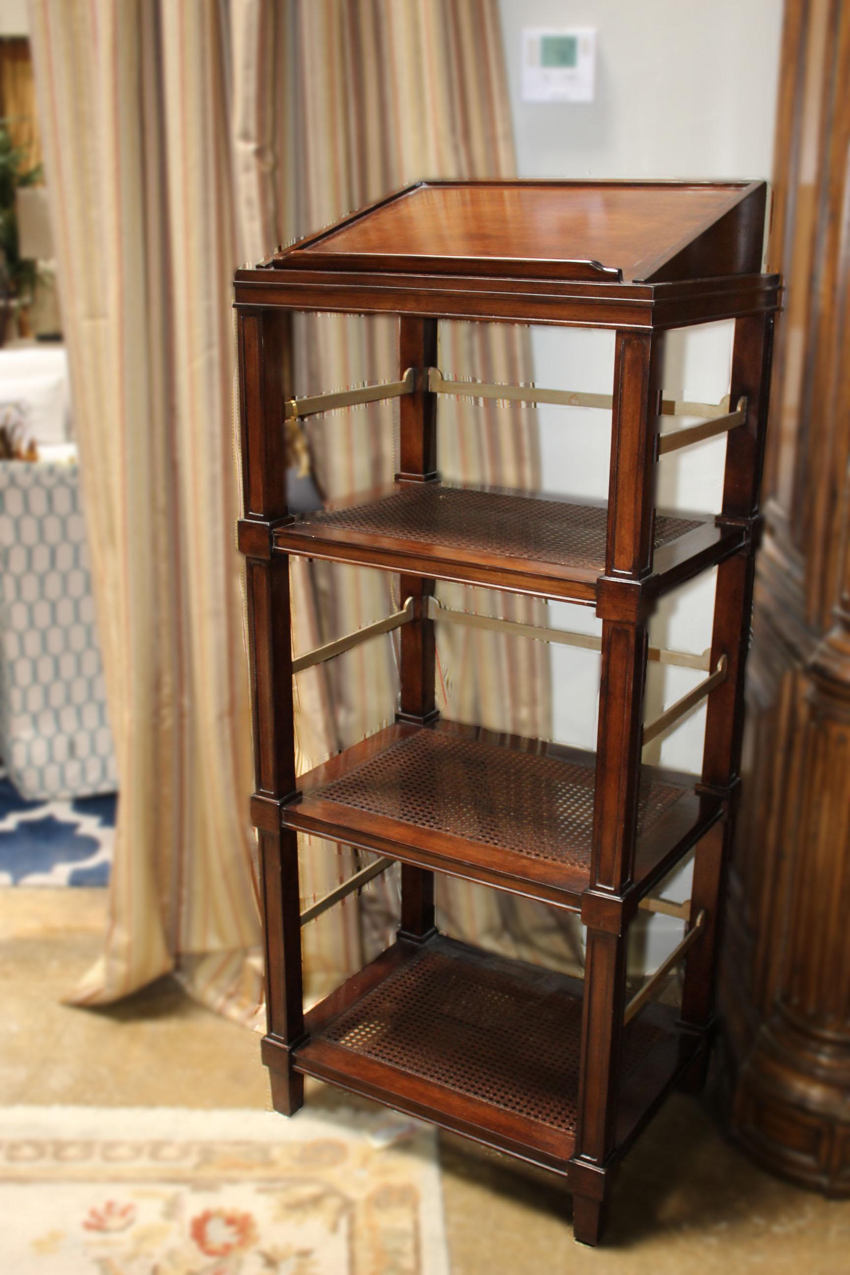 Dictionary Stand Book Shelf