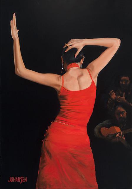 Barcelona Woman by Jay Johansen