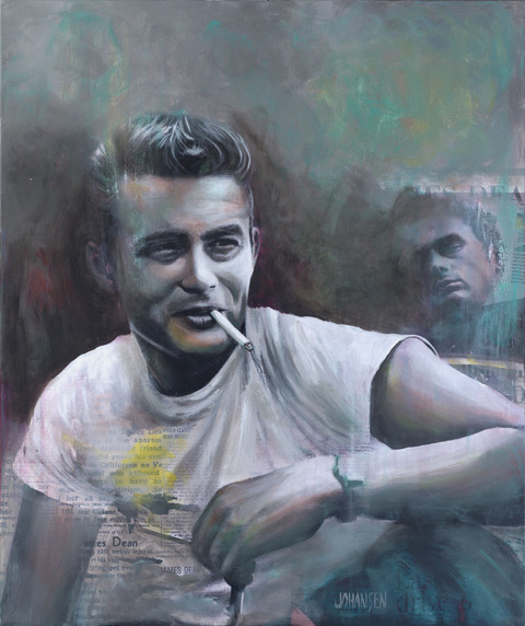 Enigma Of Dean by Jay Johansen