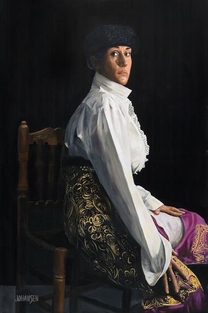 Mujer Matadora by Jay Johansen