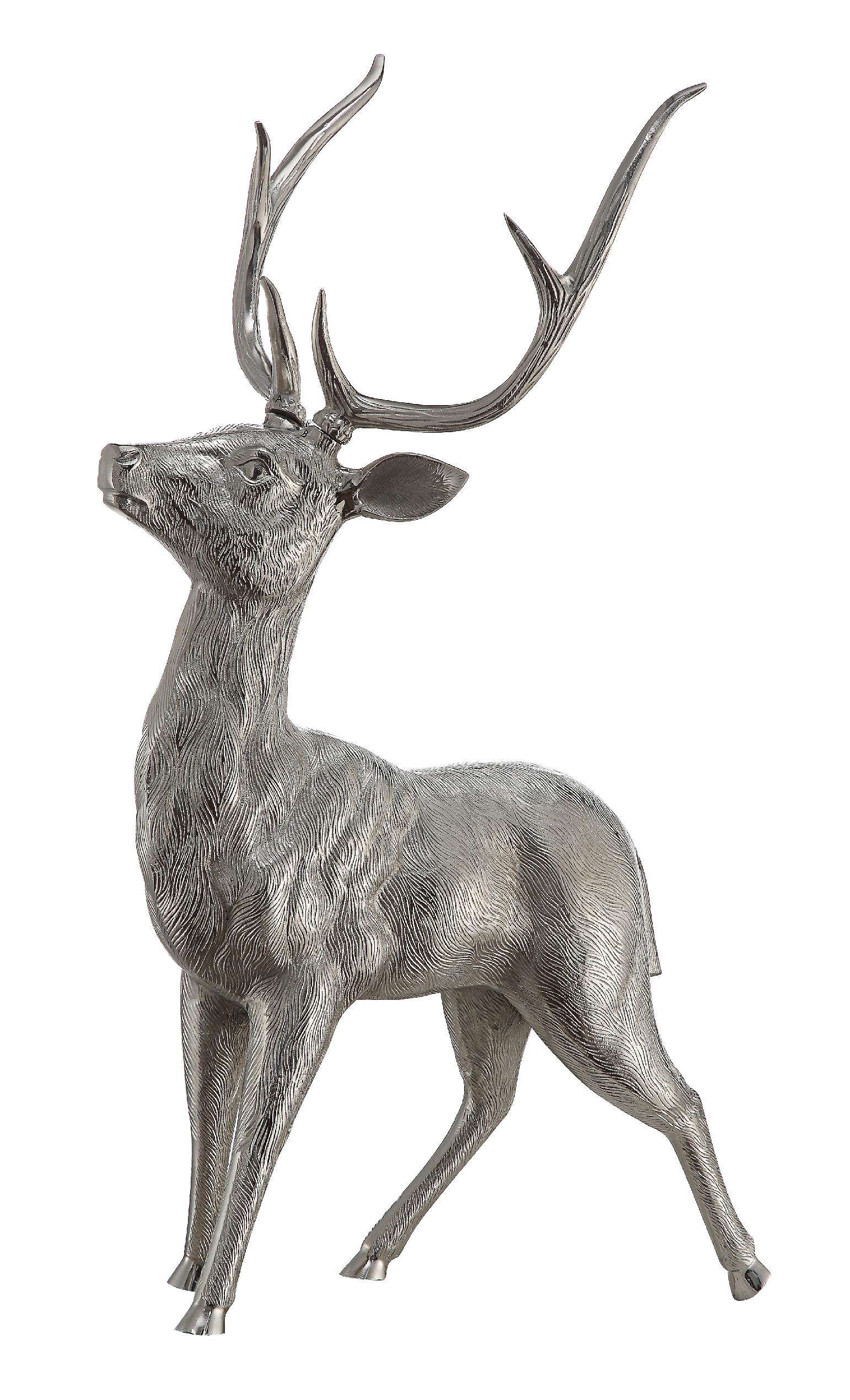NEW Silver Reinder