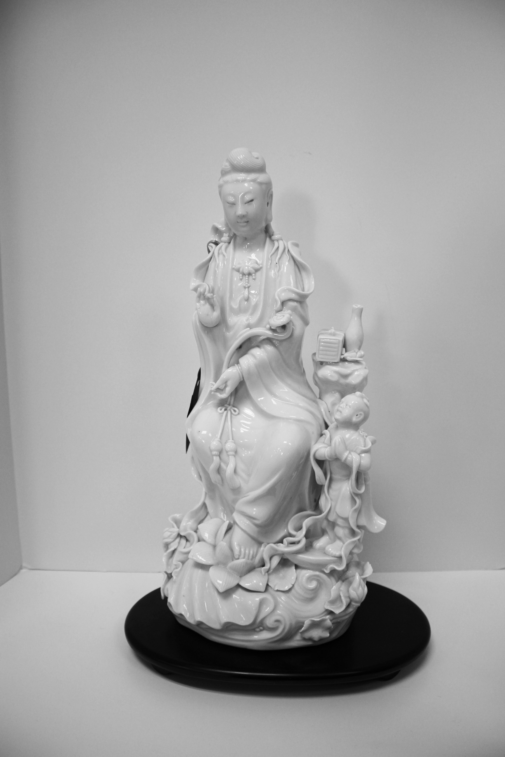 Blanc De Chine Kuan Yin