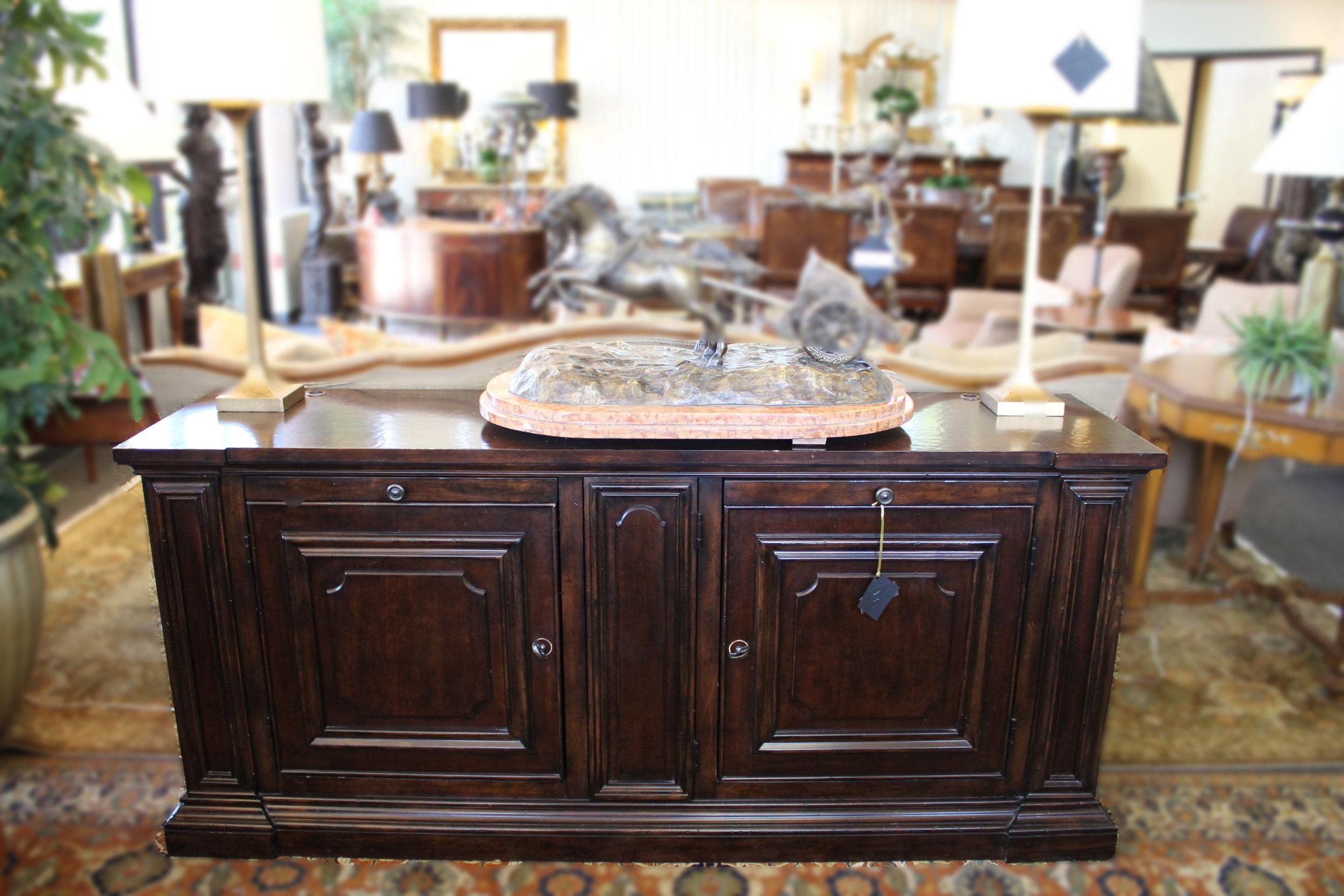 Art Furniture TV Electronics Cabinet