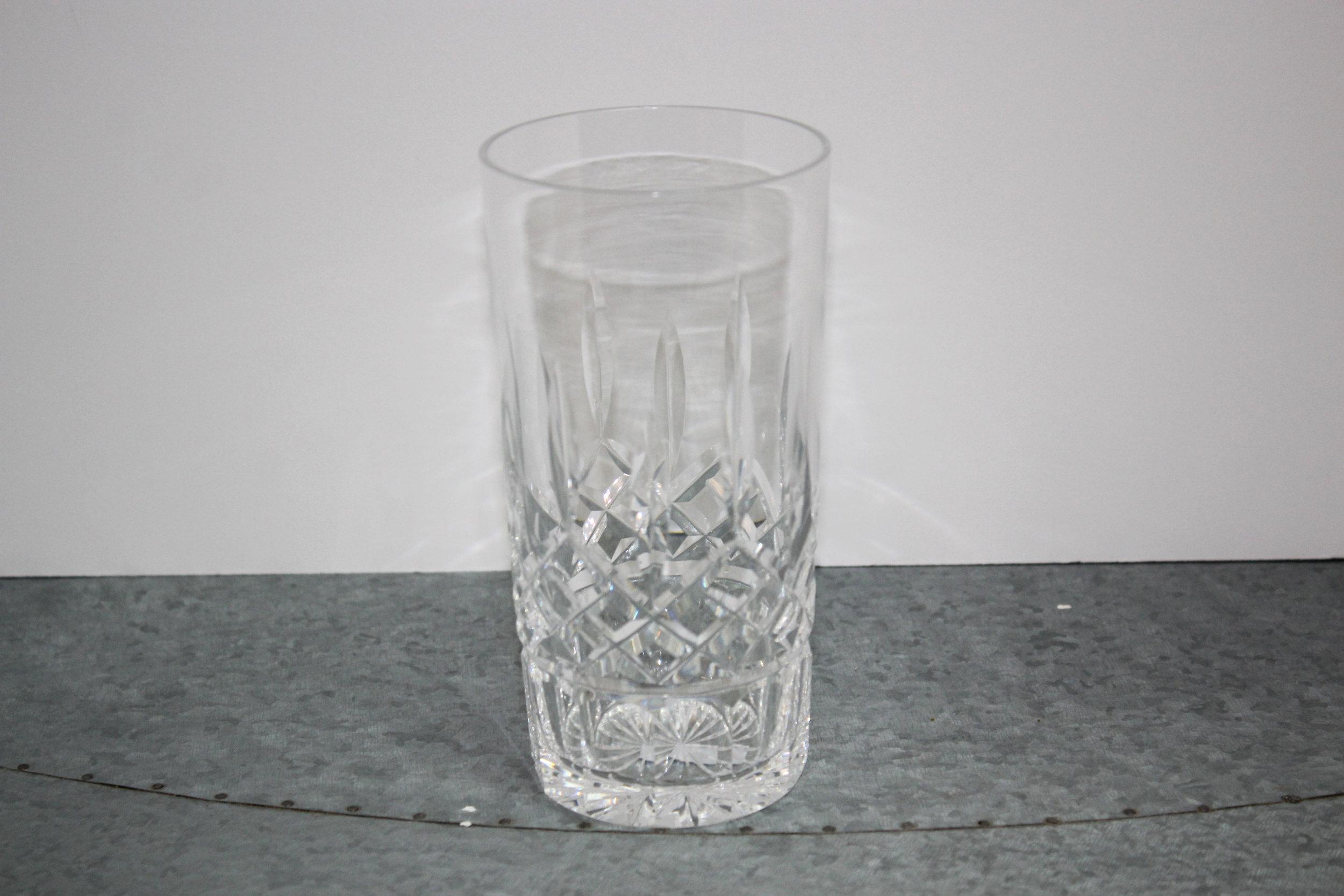 Set of 12 Lismore Waterford High Balls Glasses