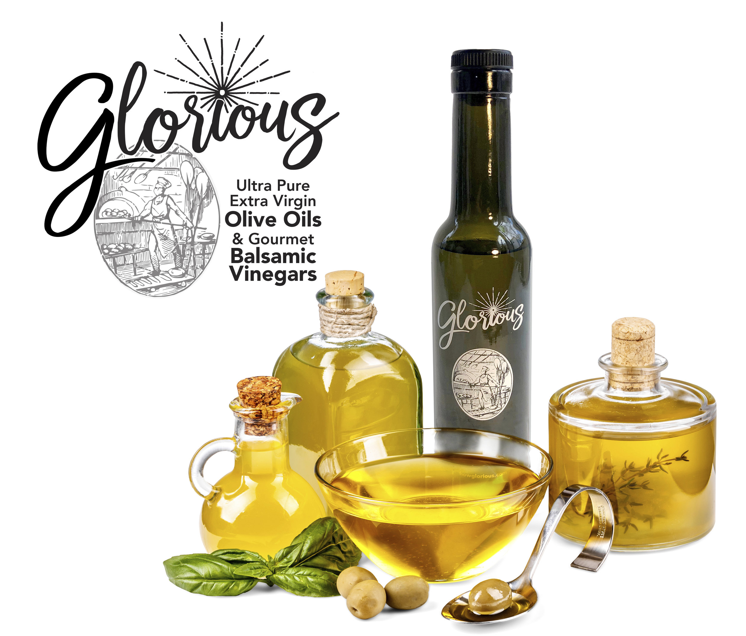 Glorious extra-virgin olive oils are among some of the purest in the industry. Stop by for a tasting!