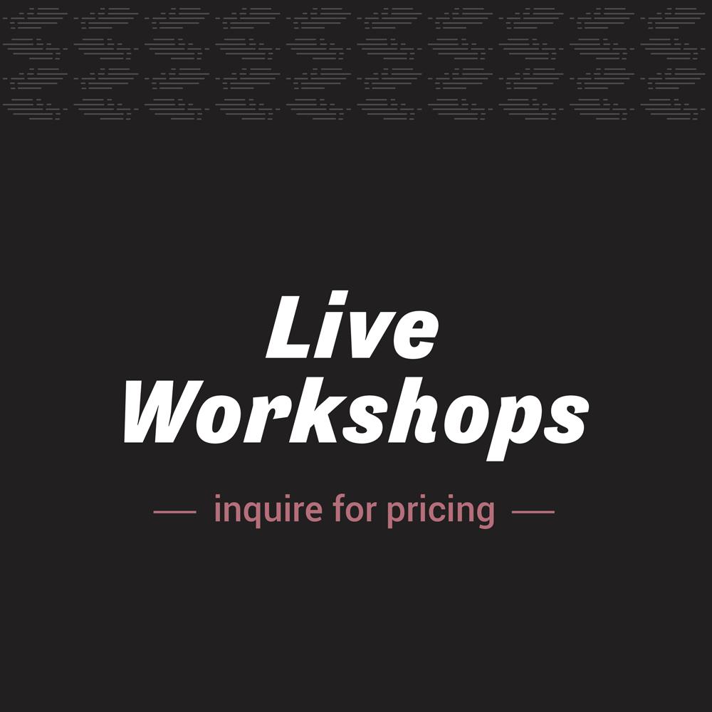 Live Workshops for Athletes | Shakeout LLC