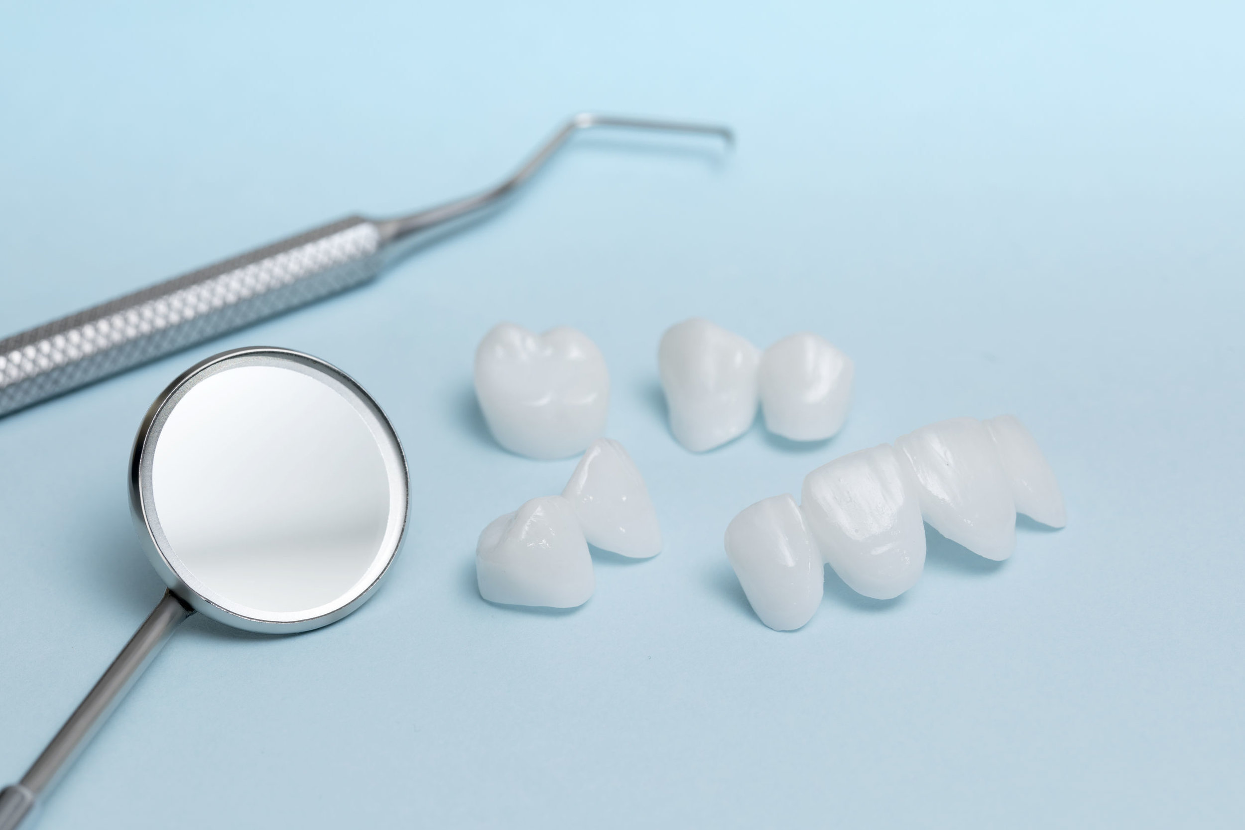 Dental Tools & Dentures