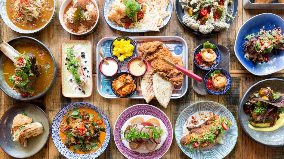 7 course Brick Lane feast - Hosted by: Brick Lane