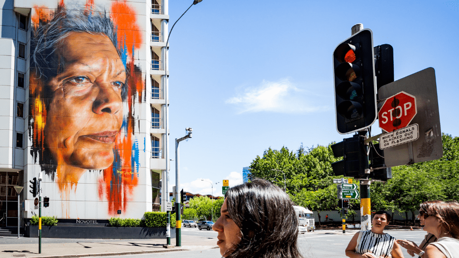 Explore Sydney's street art - Hosted by Culture Scouts