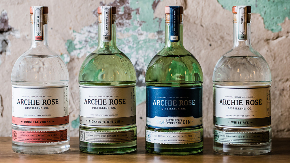 A spirited education - Hosted by Archie Rose Distilling Co.