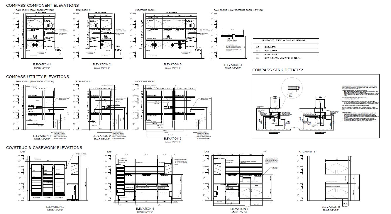 Healthcare Design and Specification