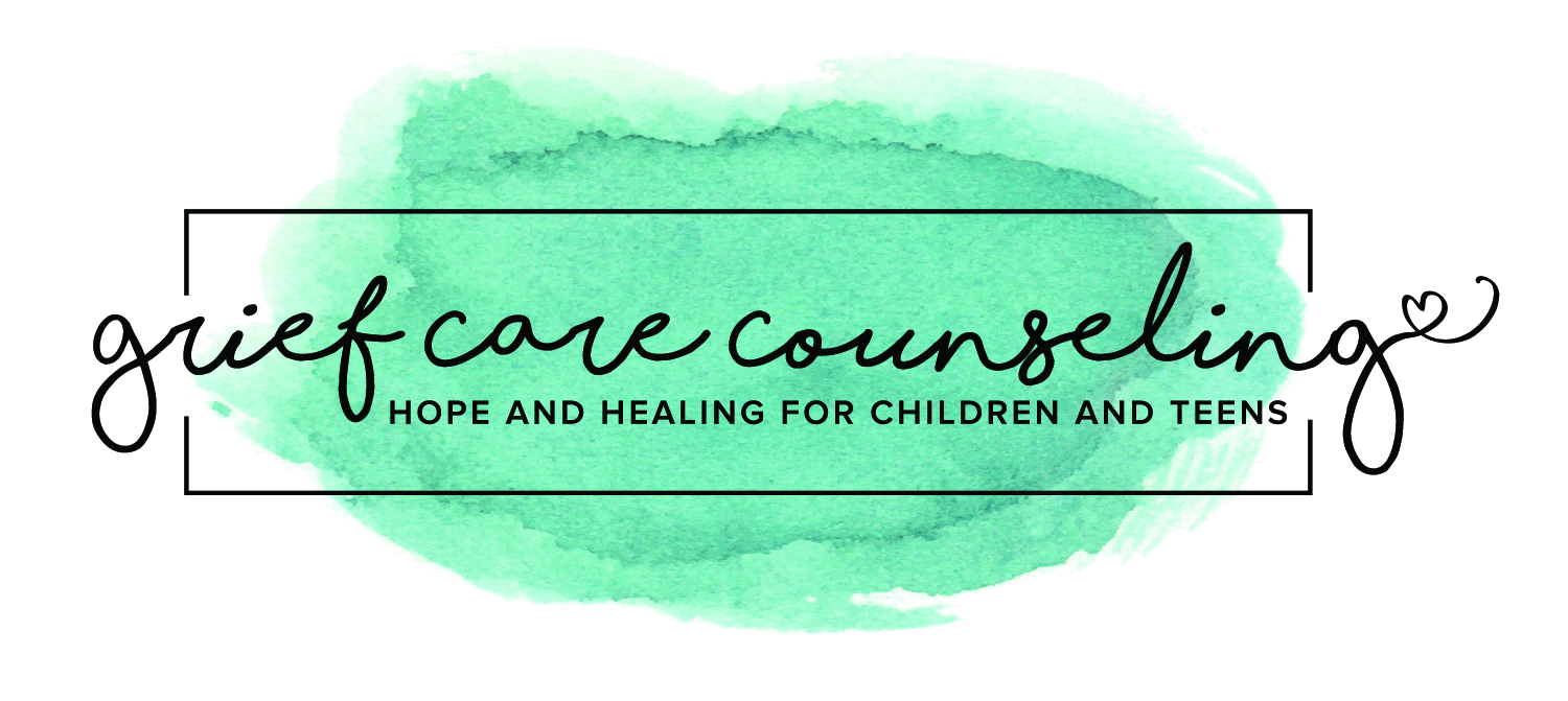 Grief Care Counseling: Hope and Healing for Children and Teens
