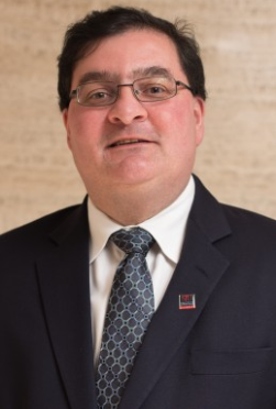 Dr. Joseph Etzel (Chapter Adviser)