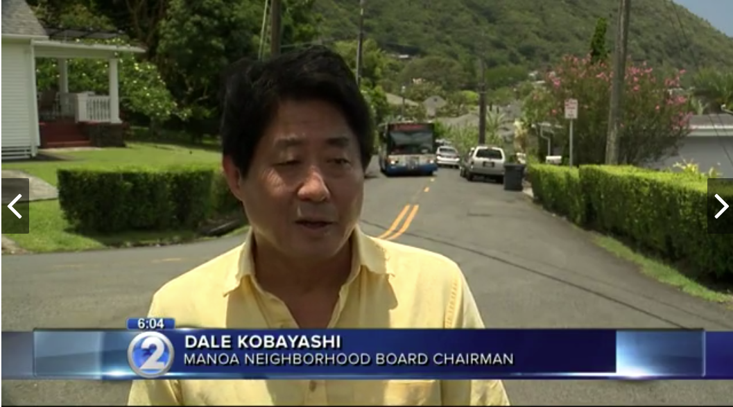 Dale Kobayashi speaks out on crime and residents' safety in District 23.