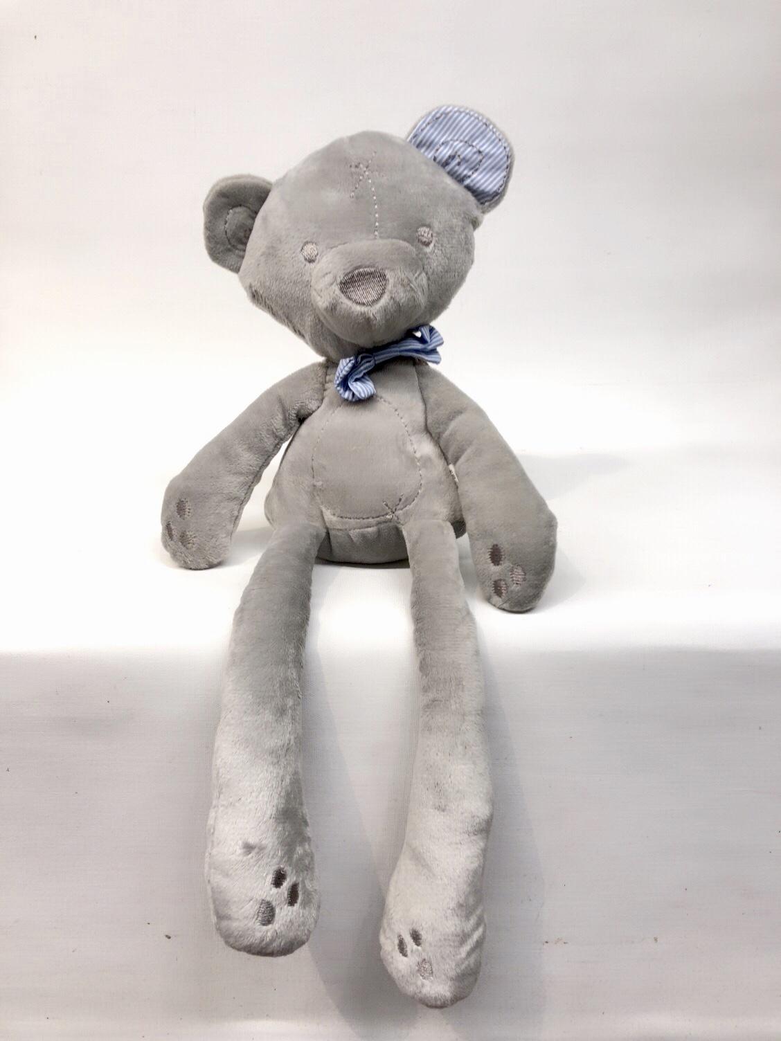 Gray Slim Bear -