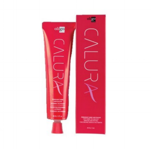 Calura Color Line is ammonia free and the highest level of shine you can achieve.