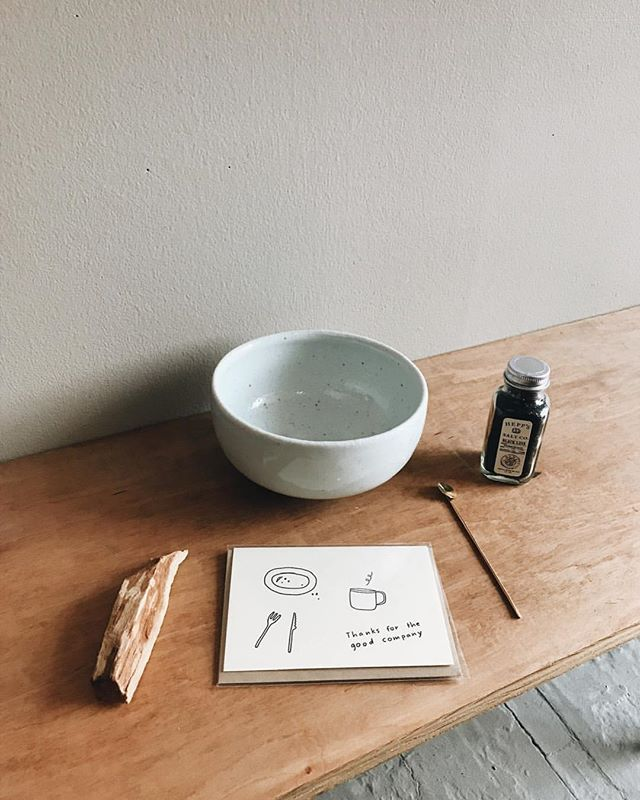 I'm grateful to have work surrounded my so many talented makers. If you haven't stopped by @atelierslc it's worth the visit.————————————————————— #pottery #ceramics #makers #design #slcart  Repost from @atelierslc
