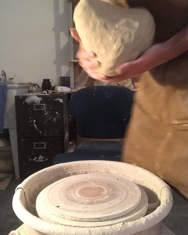 It's been a hectic couple of months with starting a new job, but I'm finally getting back into the studio regularly. I've been having fun throwing larger so here's a video. This weekend I'll have some work for sale at the @pioneercrafthousesaltlakecity for the @wasatchstudiotourofficial . Come say 👋 Saturday and Sunday from 10-6 if you need some weekend plans. ————————————————————————- #ceramics #pottery #clay #pia #piavideo #potterywheel #process #processvideo #craft #art #interiordesign #clayart #potteryfixation #instapottery