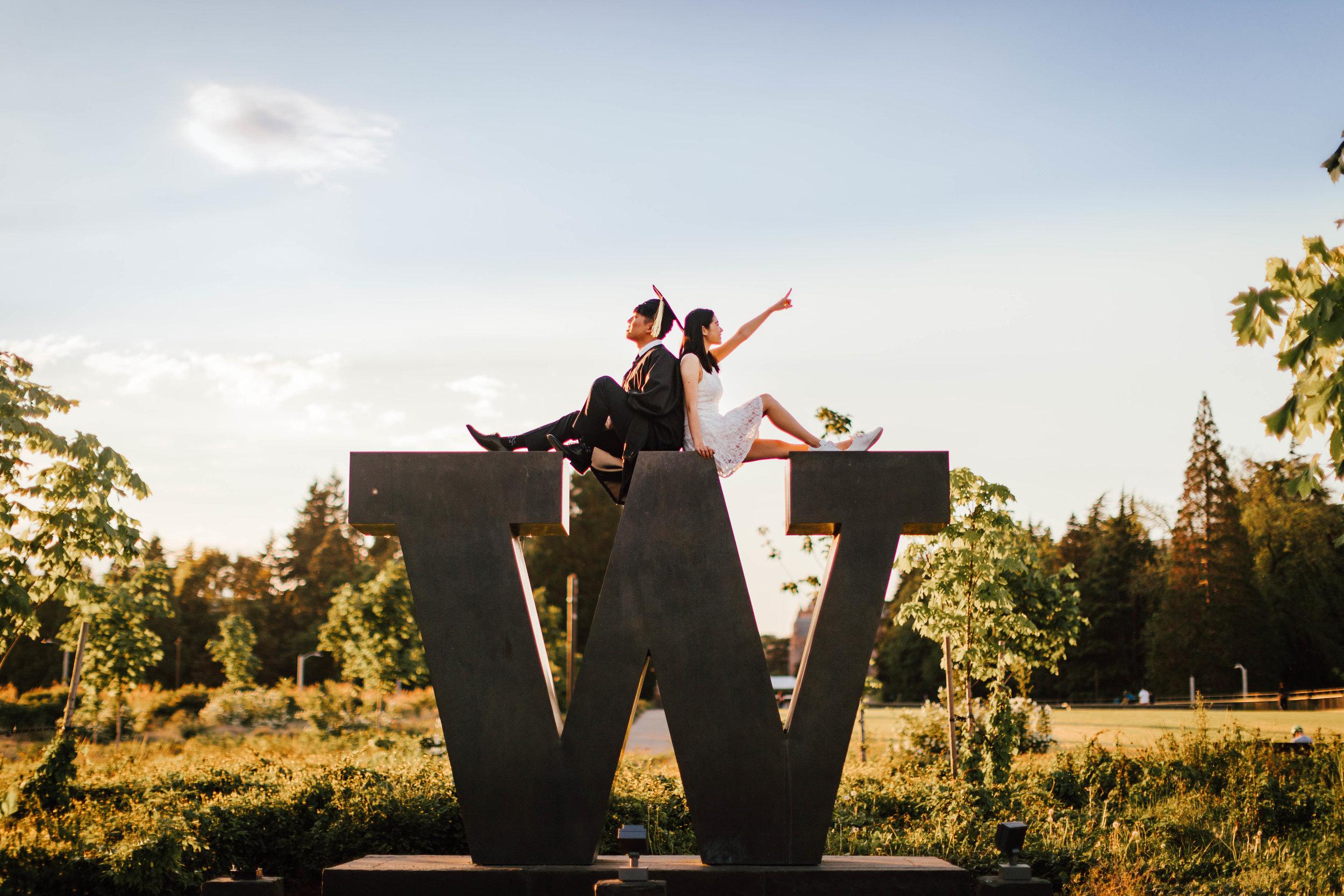 2018 Graduates - At the University of Washington