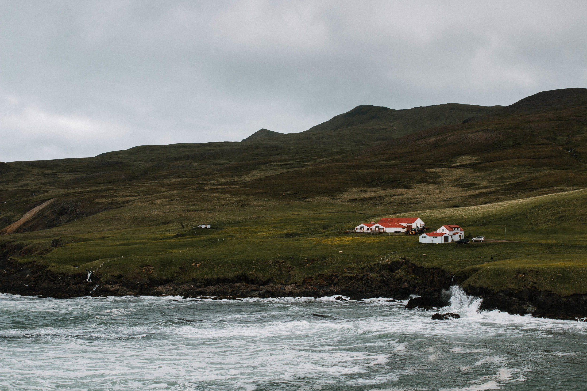 East Fjords.