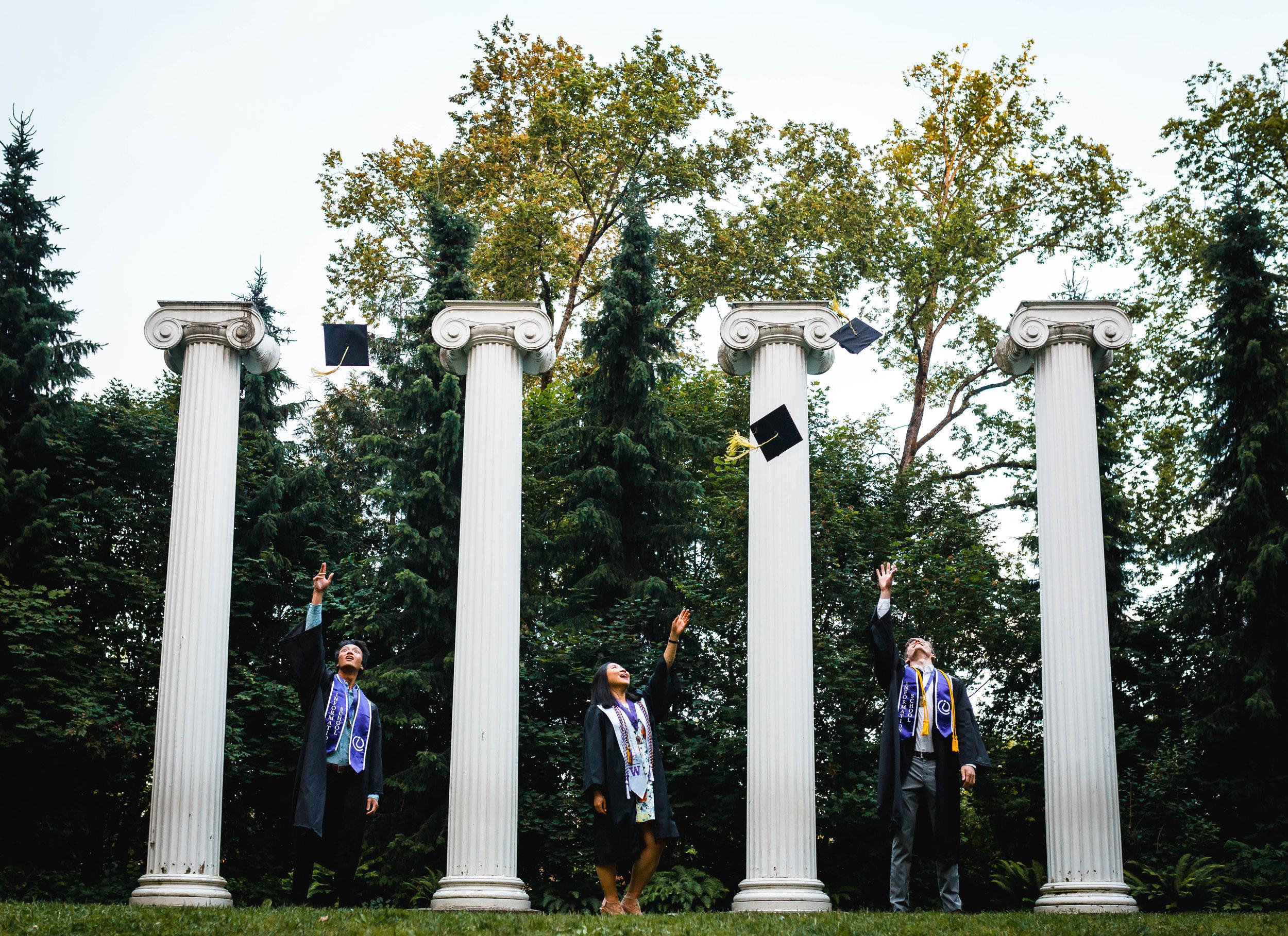 2019 Graduates - At the University of Washington