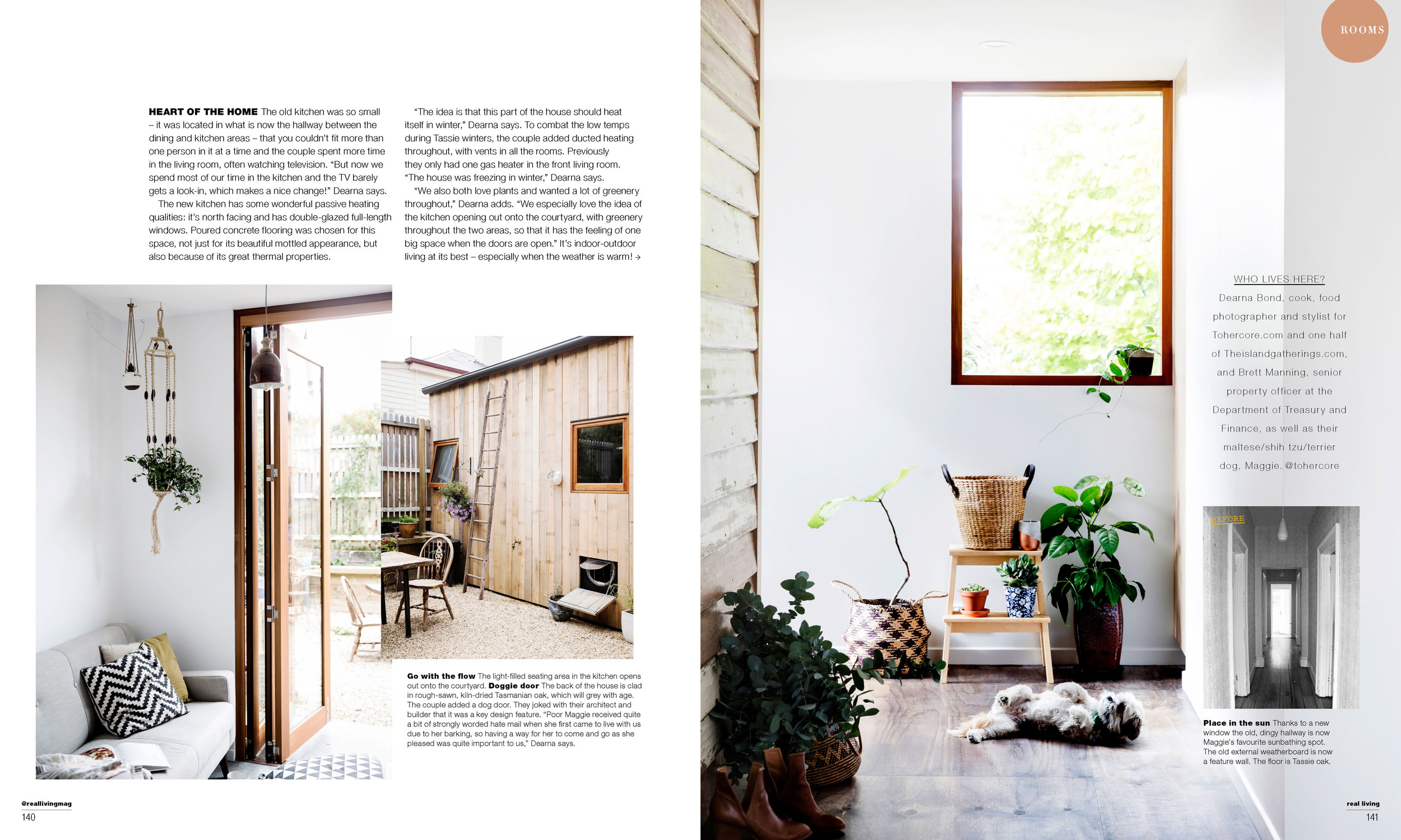 Real Living  - July 2016