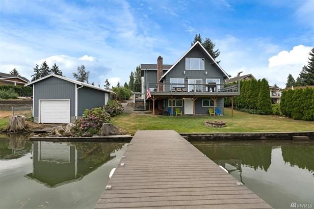 Buying: 20312 Church Lake Dr E, Bonney Lake | List Price: $685,000 | Sold Price: $660,000