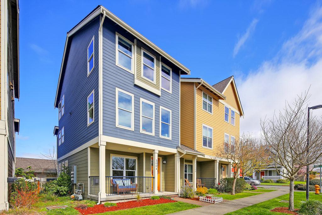 Listing:  3004 SW Graham St, Seattle | List Price: $599,000 | Sold Price: $645,000